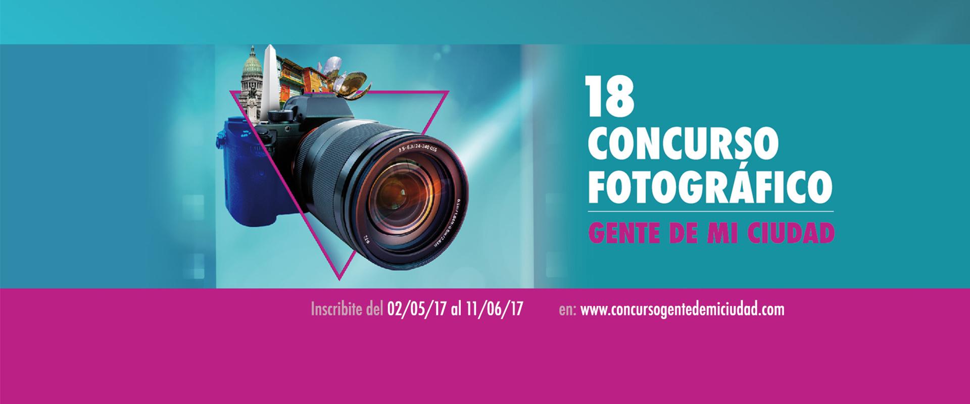 """Concurso Fotográfico """"Gente de mi ciudad"""""""