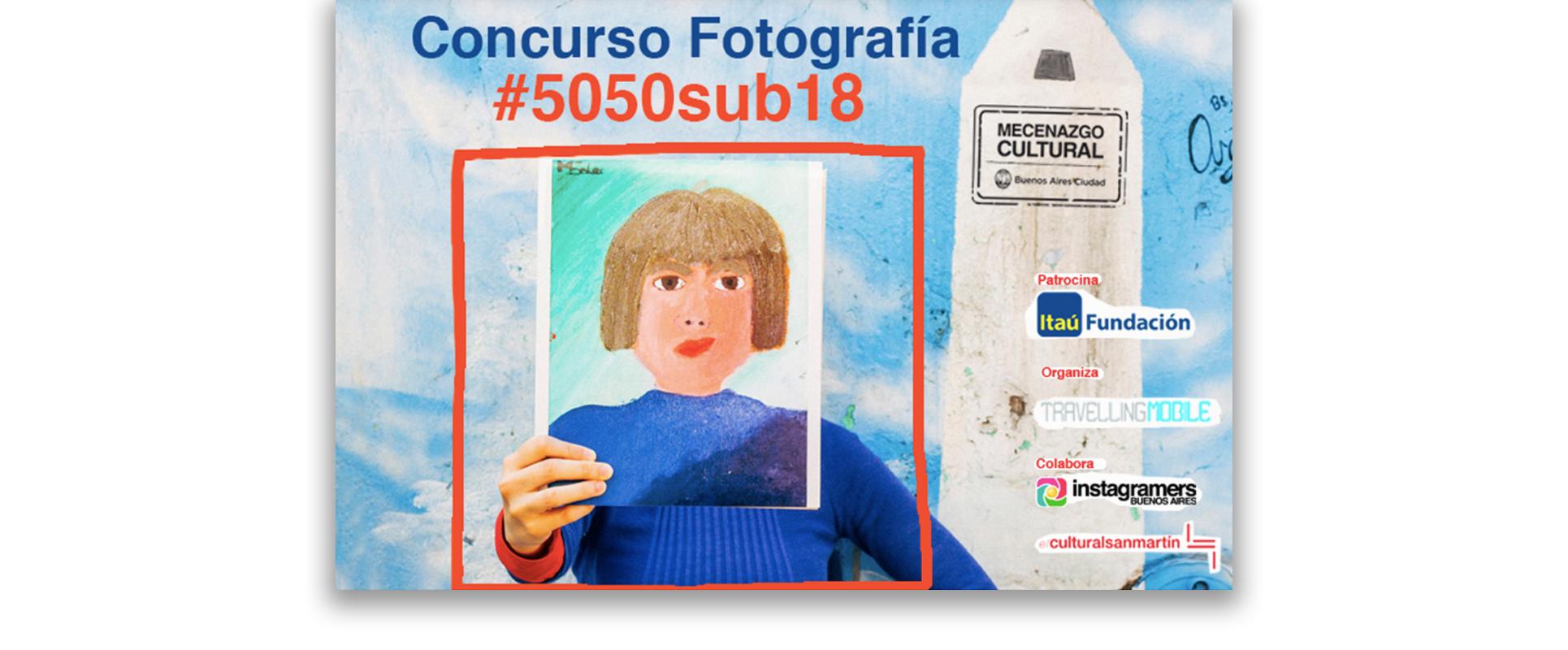 """Concurso fotográfico """"Buenos Aires 5050"""""""
