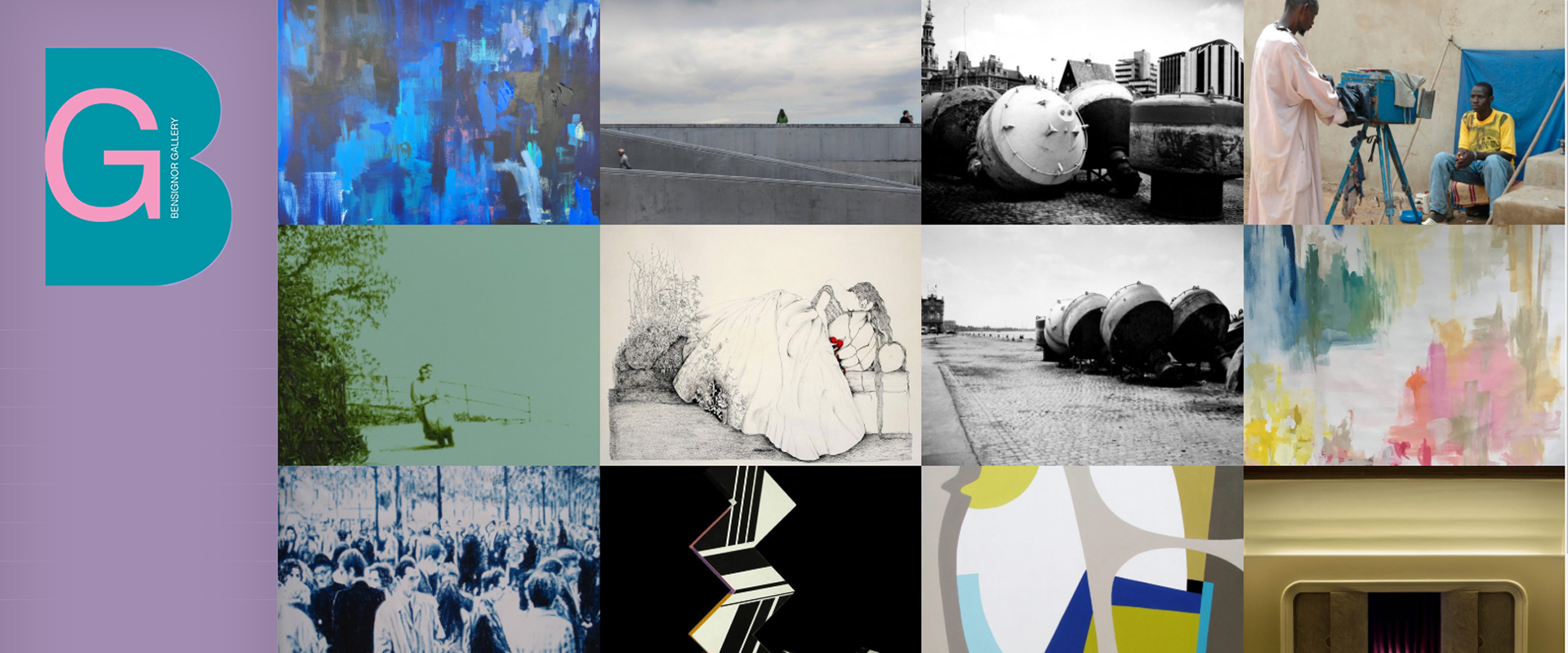 """Muestra """"Apariencias"""" de Andres Wertheim"""