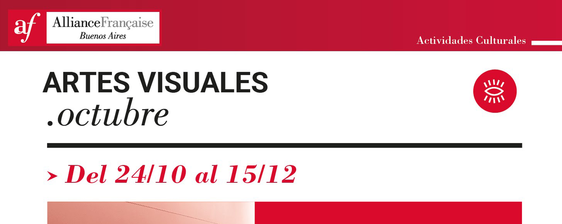 Convocatoria 2018 - Artes Visuales