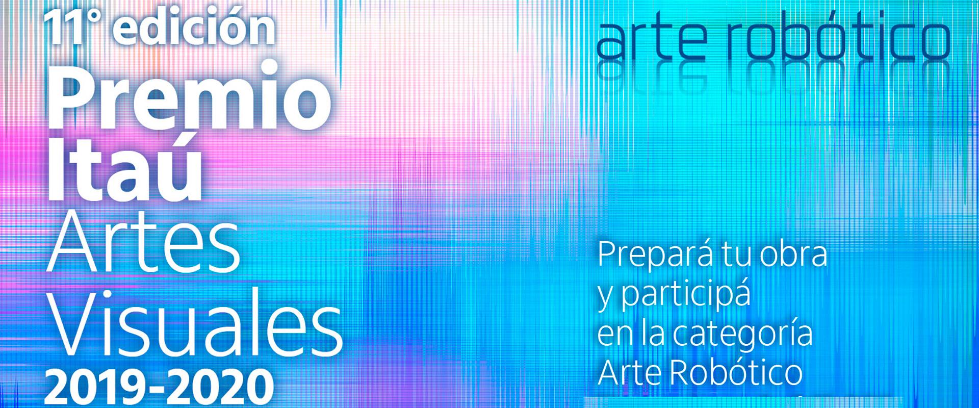 Premio Itaú Artes Visuales 19-20