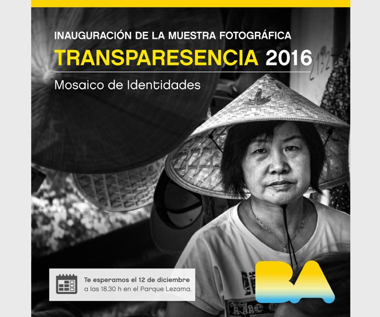 Transparesencia - Mosaico de identidades