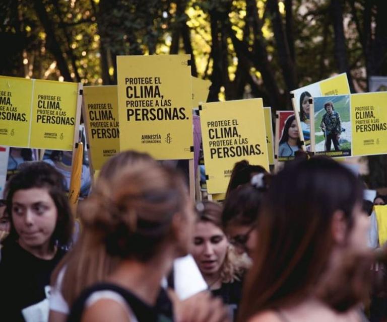 Concurso Fotografía Amnistía Internacional Madrid