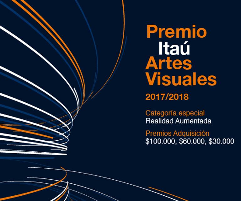 Premio Itaú Artes Visuales 2017/2018