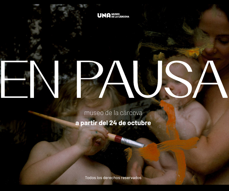 "Exposicion ""En pausa / On hold"""