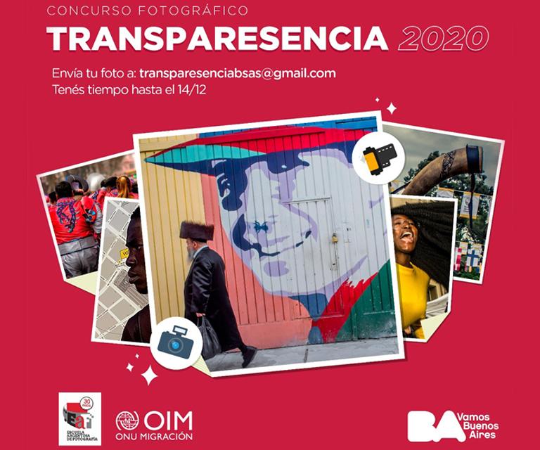 """""""Transparesencia: La Mirada en Pandemia"""""""