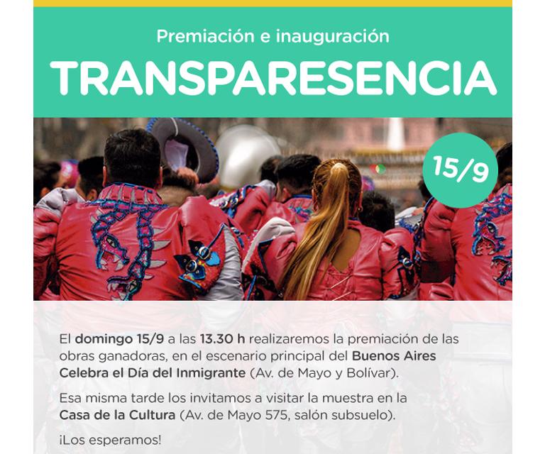 Transparesencia: Mosaico de Identidades