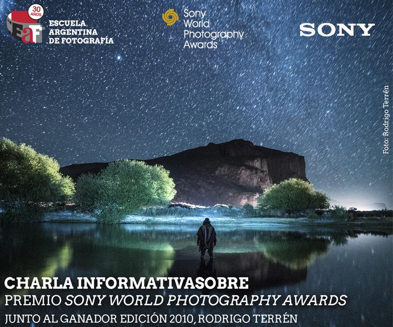 Premio Sony WPA 2019