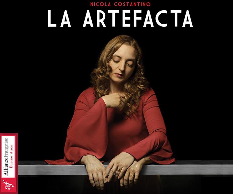 """Pre-Estreno """"Nicola Costantino - La Artefacta"""""""
