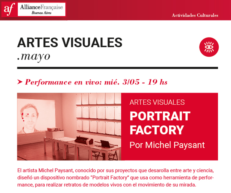Performance de Michel Paysant