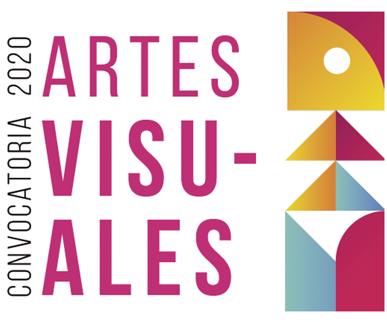 Convocatoria Arte Visuales 2020