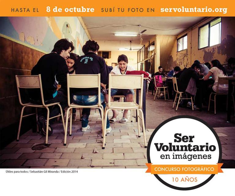 """""""Ser Voluntario en Imágenes"""""""