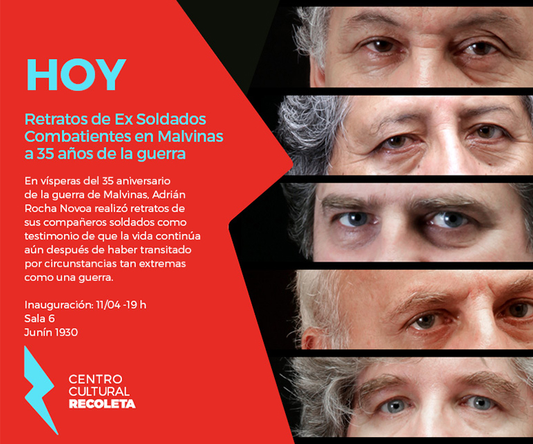 """HOY"" Muestra de Adrián Rocha Novoa"
