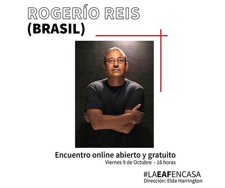 Charlas EAF - Rogerio Reis (Brasil)