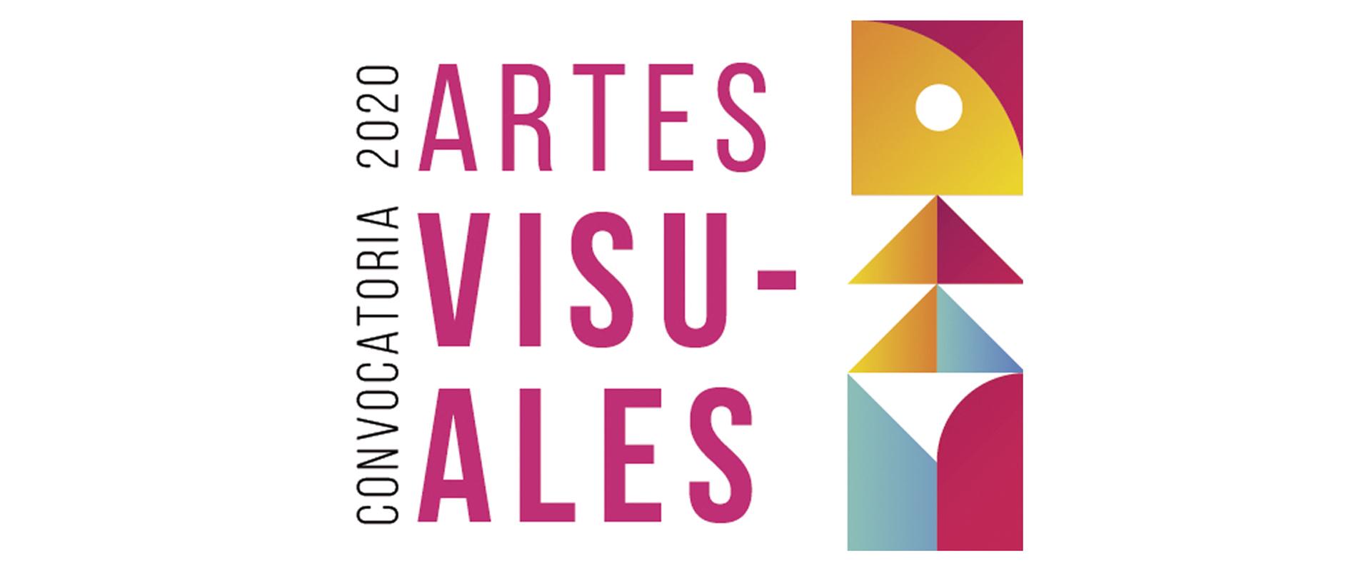 Convocatoria Arte Visuales 2020