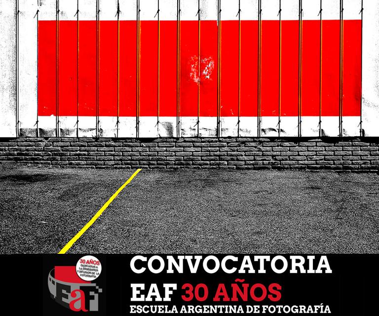 ¡La EAF cumple 30 años!