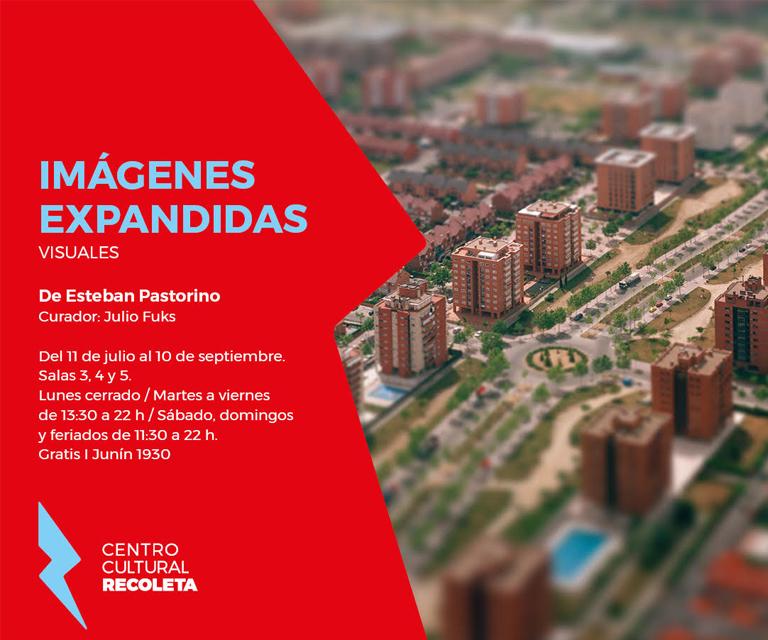 "Exposición ""Imágenes Expandidas"""